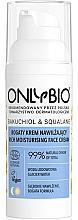 Parfumuri și produse cosmetice Cremă de față - Only Bio Bakuchiol&Squalane Rich Moisturising Face Cream