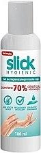 Parfumuri și produse cosmetice Gel antibacterian de mâini - Slick Hygienic Antibacterial Hand Gel
