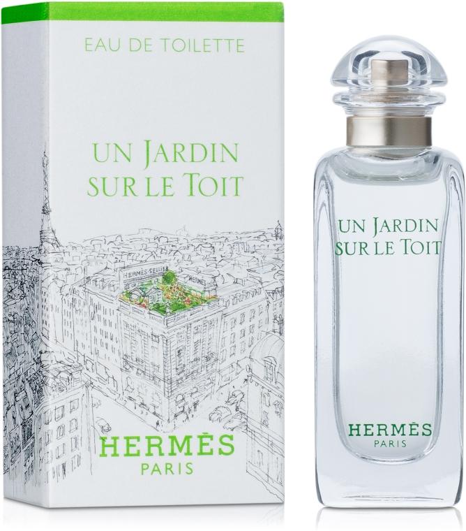 Hermes Un Jardin sur le Toit - Apă de toaletă (mini) — Imagine N1