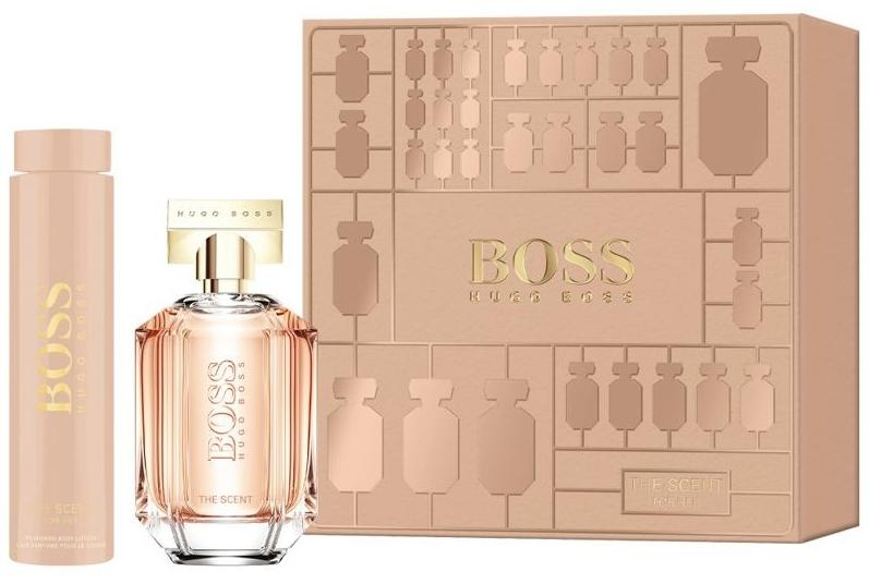 Hugo Boss The Scent For Her - Set (edp/100ml + b/lot/200ml) — Imagine N1