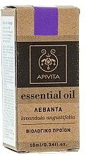"Parfumuri și produse cosmetice Ulei esențial ""Lavandă"" - Apivita Aromatherapy Organic Lavender Oil"