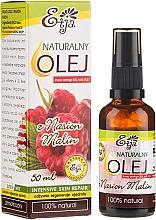 Parfumuri și produse cosmetice Ulei natural de semințe de zmeură - Etja Natural Raspberry Seed Oil