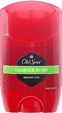 Parfumuri și produse cosmetice Deodorant solid - Old Spice Danger Zone Deodorant Stick