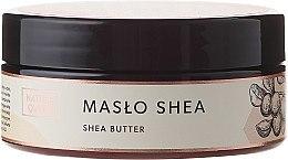 "Parfumuri și produse cosmetice Ulei de corp ""Shea"" - Nature Queen Shea Butter"