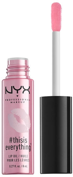 Luciu de buze - NYX Professional Makeup Thisiseverything Lip Oil
