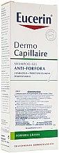 Parfumuri și produse cosmetice Șampon anti-mătreaţă pentru păr gras - Eucerin DermoCapillaire Anti-Dandruff Gel Shampoo