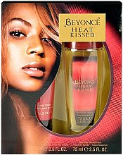 Parfumuri și produse cosmetice Beyonce Heat Kissed - Set (deo/75ml + b/lot/75ml)