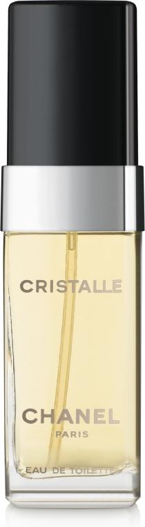 Chanel Cristalle - Apă de toaletă (tester cu capac) — Imagine N1