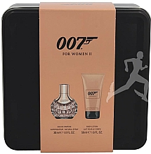 Parfumuri și produse cosmetice James Bond 007 for Women II Set - Set (edp/30ml + b/lot/50ml)