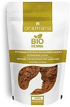 Parfumuri și produse cosmetice Balsam incolor pentru păr lung - Orientana Bio Henna Herbal Long Hair Conditioner