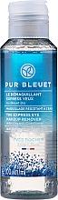 Parfumuri și produse cosmetice Soluție demachiantă cu extract de albăstrea - Yves Rocher Pur Bleuet The Express Eye Make Up Remover