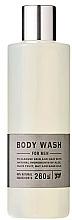 Parfumuri și produse cosmetice Gel de duș cu citrice pentru bărbați - Bath House Citrus Fresh Body Wash
