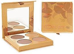 Parfumuri și produse cosmetice Iluminator - Couleur Caramel Highlighter Palette