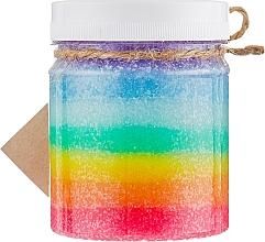"""Parfumuri și produse cosmetice Scrub-gumă pentru corp """"Rainbow candy"""" - Dushka"""