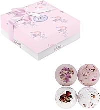 Parfumuri și produse cosmetice Set bombe de baie - Chantilly Soft Rose