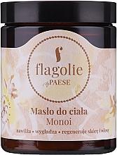 """Parfumuri și produse cosmetice Ulei de corp """"Monoi"""" - Flagolie by Paese Monoi"""