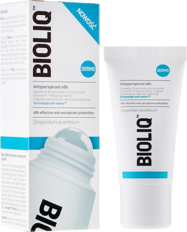 Deodorant- antiperspirant - Bioliq Dermo Antiperspirant 48h