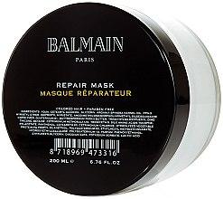 Parfumuri și produse cosmetice Mască de păr - Balmain Paris Hair Couture Repair Mask