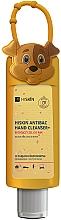 """Parfumuri și produse cosmetice Gel antibacterian de mâini """"Câinișor"""" pentru copii - HiSkin Antibac Hand Cleanser+"""