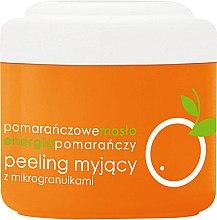 """Parfumuri și produse cosmetice Peeling de corp, cu microgranule """"Orange"""" - Ziaja Body Peeling"""