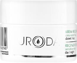 Parfumuri și produse cosmetice Cremă regenerantă pentru ten sensibil - Uroda Regenerating Face Cream For Sensitive Skin