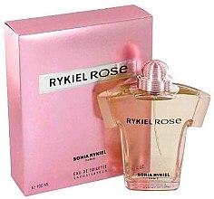 Parfumuri și produse cosmetice Sonia Rykiel Rykiel Rose - Apă de toaletă