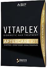 Parfumuri și produse cosmetice Set - Affinage Salon Professional Aftercare Set (concentrate/200ml+shm/275ml+cond/275ml)