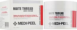 Parfumuri și produse cosmetice Cremă peptidică pentru gât și decolteu - Medi Peel Naite Thread Neck Cream
