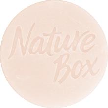 Parfumuri și produse cosmetice Șampon solid - Nature Box Shampoo Bar Almond Oil