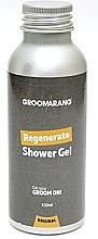 Parfumuri și produse cosmetice Gel de duș - Groomarang Regenerate Shower Gel
