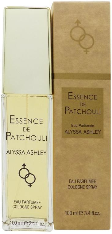 Alyssa Ashley Essence de Patchouli - Apă de colonie — Imagine N1