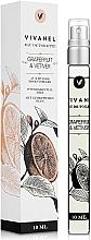 Parfumuri și produse cosmetice Vivian Gray Vivanel Grapefruit & Vetiver - Apă de toaletă (mini)