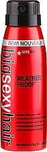 Spray hidrofugant pentru păr - SexyHair BigSexyHair Weather Proof Humidity Resistant Spray  — Imagine N1