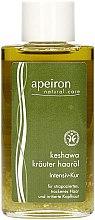 Parfumuri și produse cosmetice Ulei de păr - Apeiron Keshawa Herbal Hair Oil