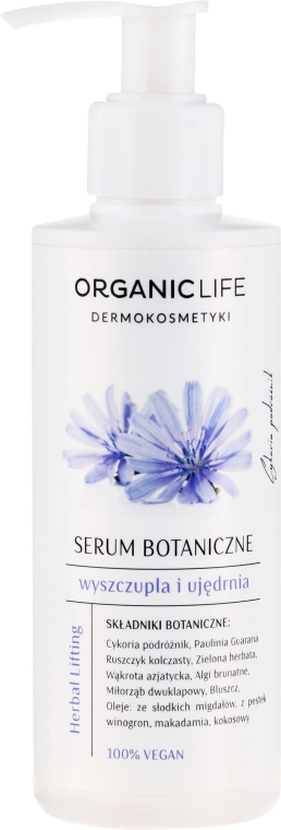 Ser pentru corp - Organic Life Dermocosmetics Herbal Lifting — Imagine N1