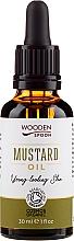 Parfumuri și produse cosmetice Ulei esențial de muștar - Wooden Spoon Mustard Oil