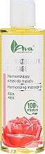 Parfumuri și produse cosmetice Ulei cu extract de trandafir pentru masaj - Ava Laboratorium Aromatherapy Massage Harmonizing Massage Oil Rose