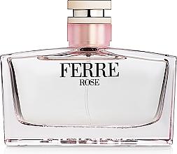 Parfumuri și produse cosmetice Gianfranco Ferre Ferre Rose - Apă de toaletă