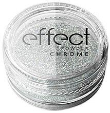 Parfumuri și produse cosmetice Pudră pentru unghii - Silcare Effect Chrome Powder