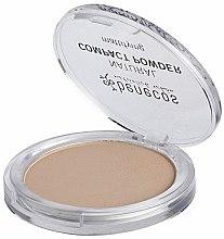 Parfumuri și produse cosmetice Pudră compactă - Benecos Natural Compact Powder
