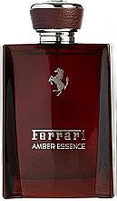 Parfumuri și produse cosmetice Ferrari Amber Essence (2016) - Apă de parfum (tester cu capac)