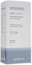 Parfumuri și produse cosmetice Loțiune împotriva căderii părului - SesDerma Laboratories Seskavel Anti-Hair Loss Lotion