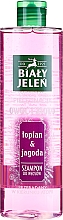 Parfumuri și produse cosmetice Șampon de păr - Bialy Jelen Fruit and Herb Shampoo Burdock & Berries