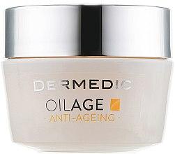 Parfumuri și produse cosmetice Cremă nutritivă de noapte - Dermedic Oilage Repairing Night Cream