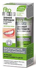 Parfumuri și produse cosmetice Praf de dinți - FitoKosmetik