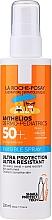 Parfumuri și produse cosmetice Spray ușor de protecție solară de corp și față pentru copii SPF50+ - La Roche-Posay Anthelios Dermo-pediatrics