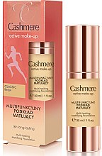 Parfumuri și produse cosmetice Fond de ten - Dax Cashmere Active Make-Up Mattifying Foundation