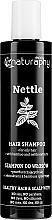 Parfumuri și produse cosmetice Șampon regenerant cu extract de bambus și urzică - Bluxcosmetics Naturaphy Hair Shampoo