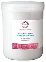"""Parfumuri și produse cosmetice Cremă pentru masaj """"Ulei din semințe de struguri"""" - Yamuna Massage Cream"""