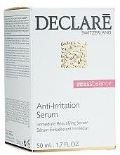 Parfumuri și produse cosmetice Ser facial - Declare Anti-Irritation Serum